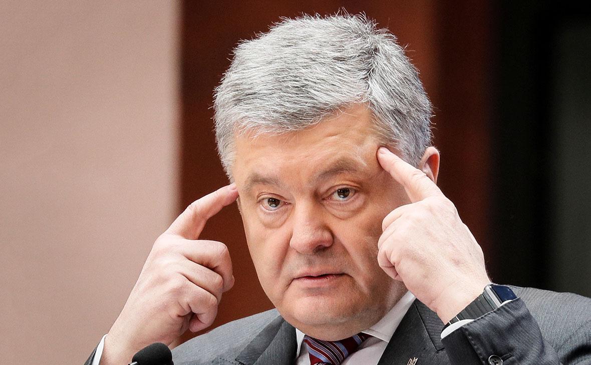 Порошенко дал Зеленскому советы перед встречей с Путиным