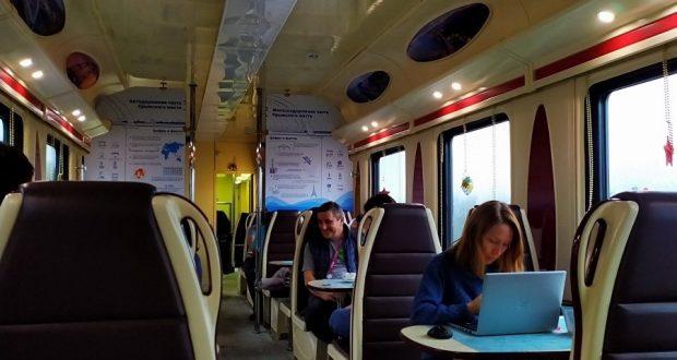 Опубликовано меню вагона-ресторана в поезде «Таврия»