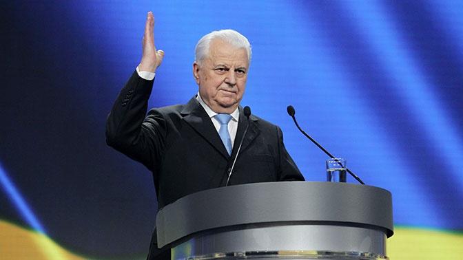 Первый президент Украины дал совет Зеленскому перед встречей с Путиным