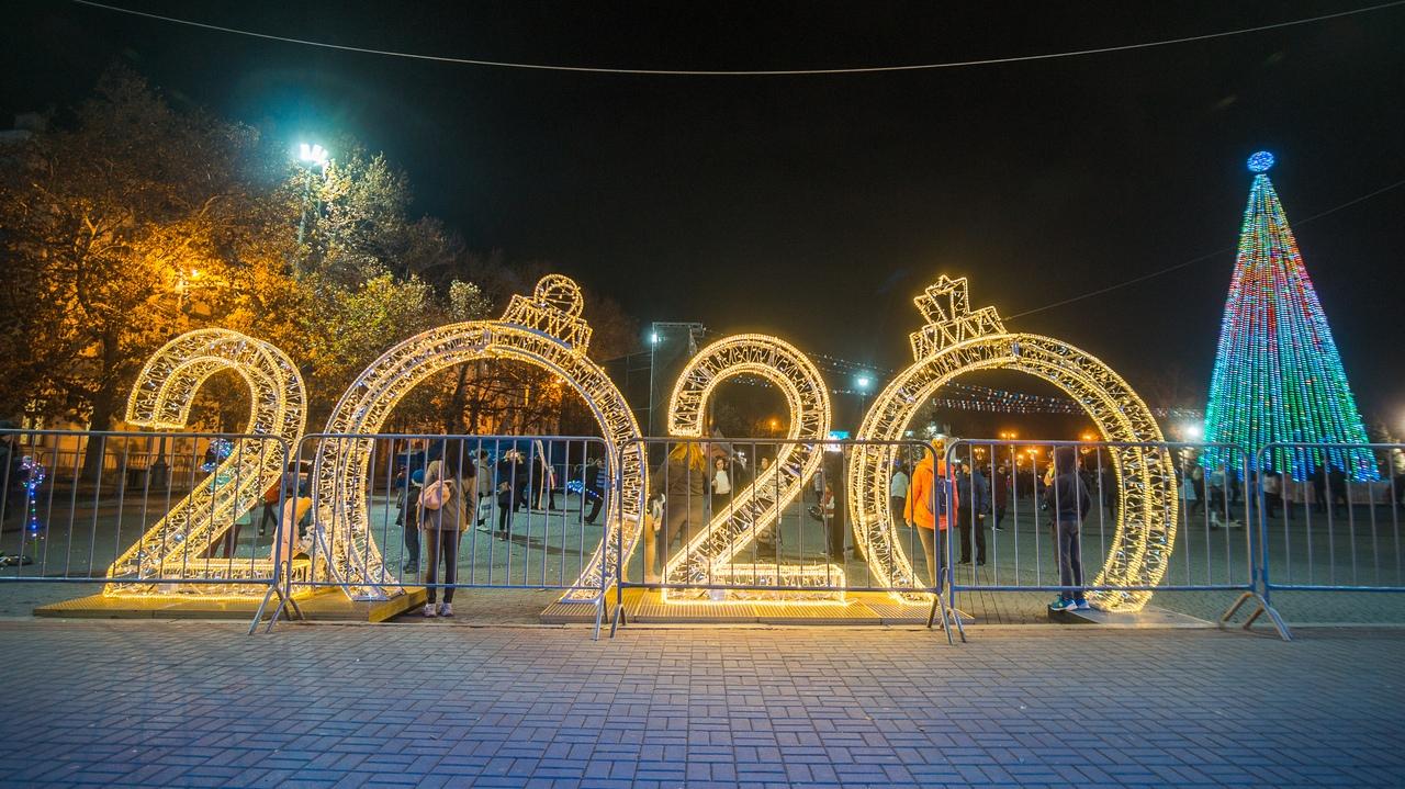 Какие мероприятия ждут севастопольцев в период новогодних каникул
