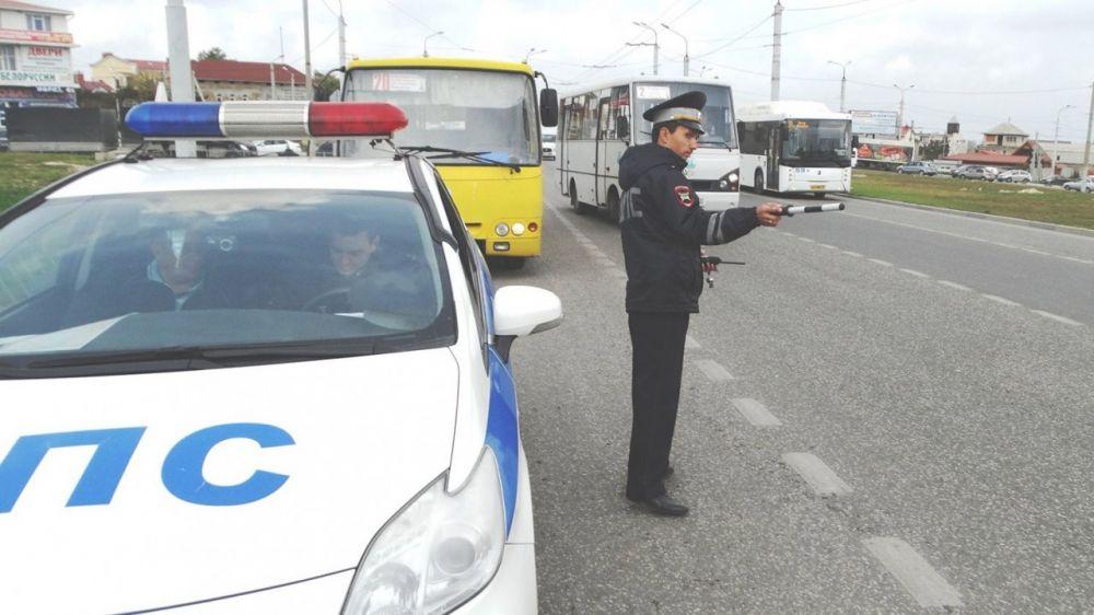 В Севастополе задержаны водители автобусов, скрывшиеся с места ДТП