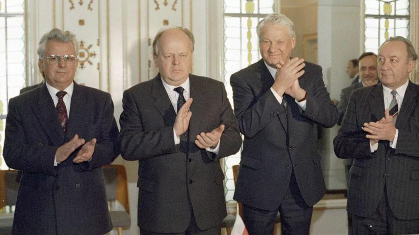 Соратник Ельцина рассказал о ситуации с Крымом в 1991 году