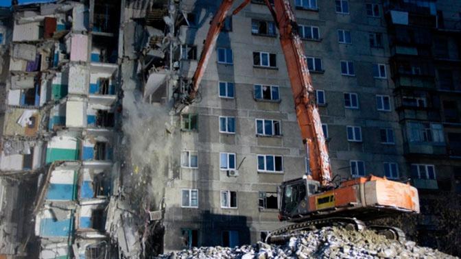 Песков отреагировал на слухи о том, что взрыв дома в Магнитогорске 31 декабря 2018 года был терактом