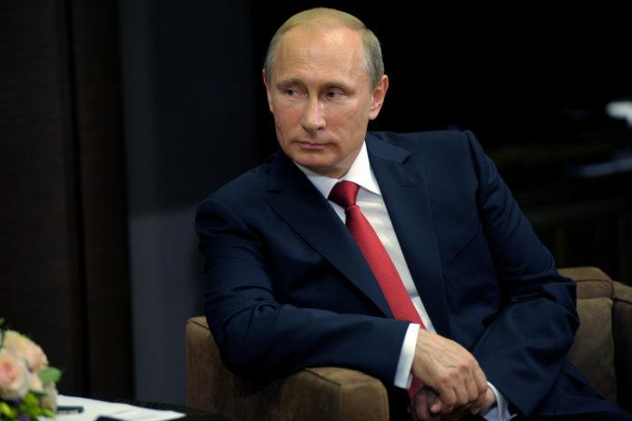 Британское издание включило Путина в ТОП-50 знаковых персон десятилетия