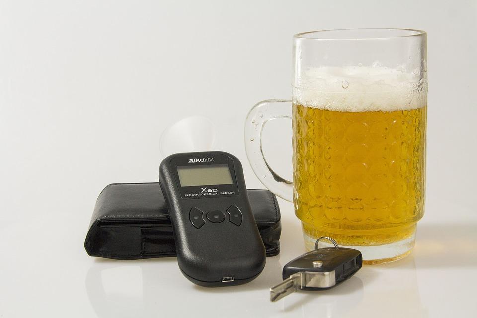 В Севастополе стартовала акция «Сообщи о пьяном водителе»