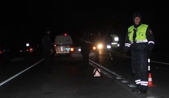 В страшном ДТП на крымской трассе погиб пешеход