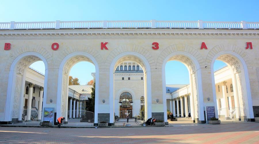 Симферопольский вокзал обновил навигацию для пассажиров