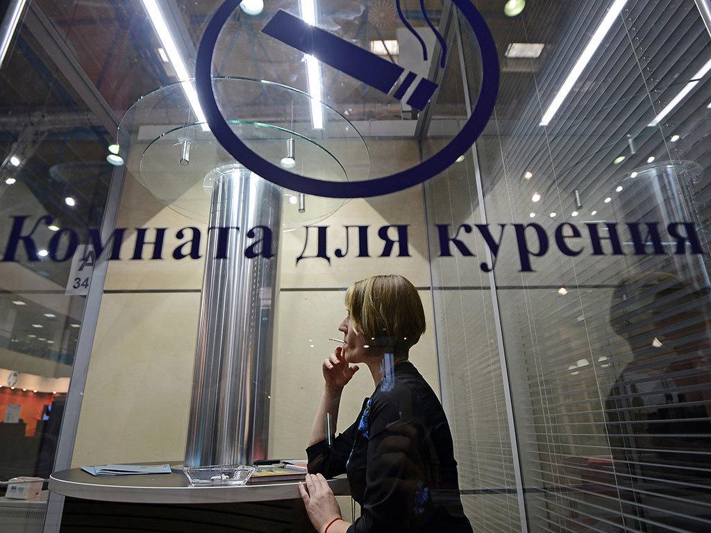 В аэропорту Симферополя появятся комнаты для курения