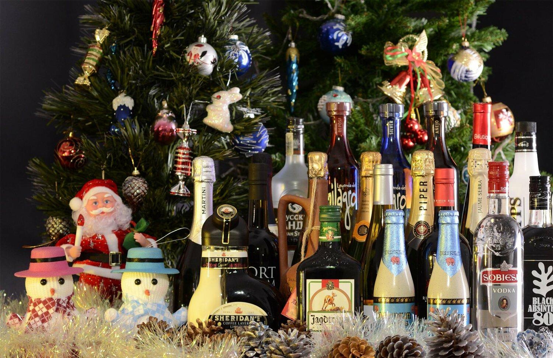 Какой алкоголь россияне предпочитают покупать к новогоднему столу