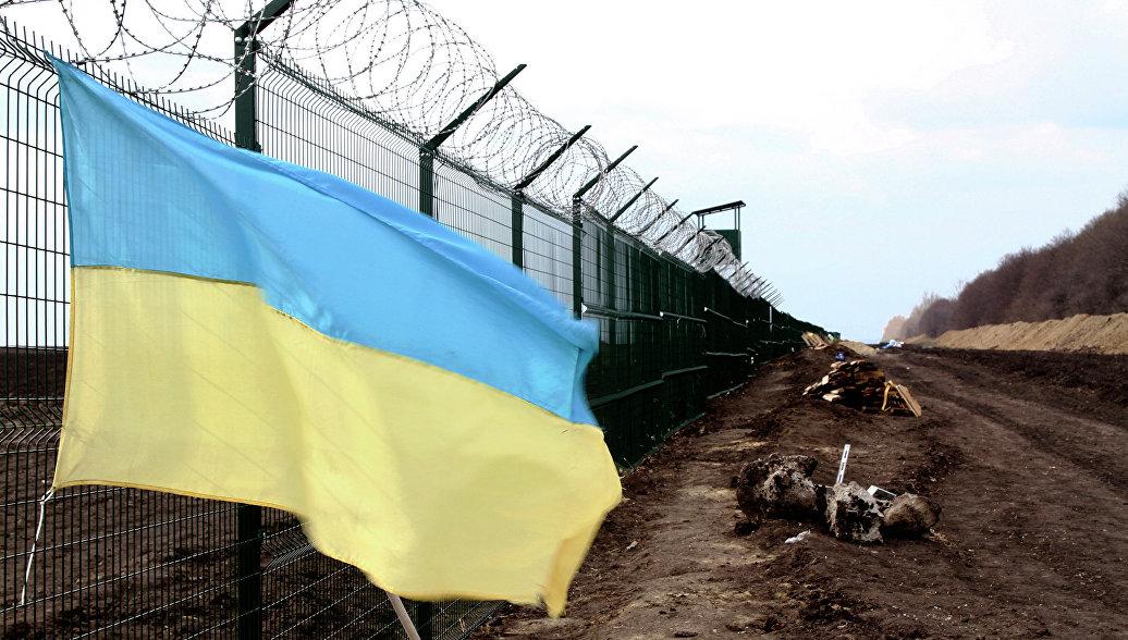 Порошенко призывает властей Украины построить стену на границе с Россией