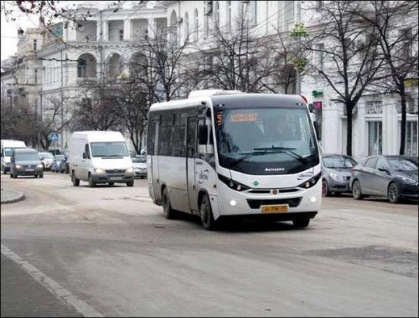 Транспортные компании Севастополя получат компенсацию за перевозку льготников