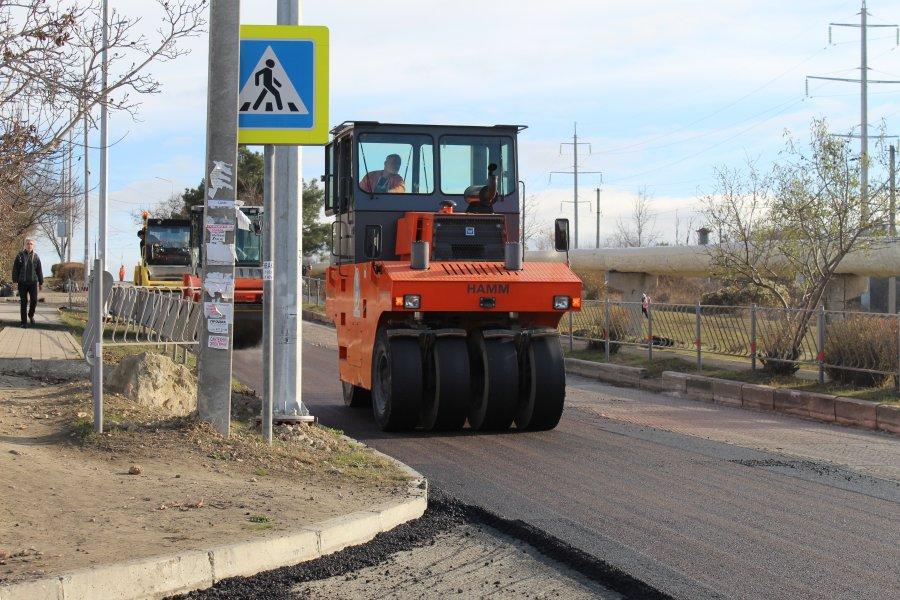 Когда завершится ремонт дороги на улице Генерала Жидилова