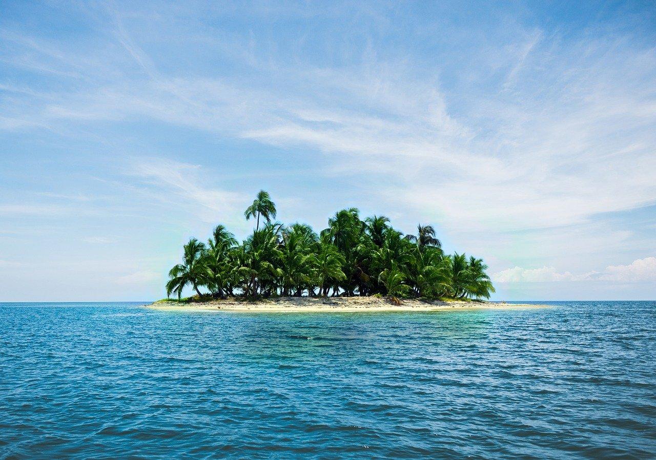 Моряки-черноморцы открыли четыре острова в Красном море