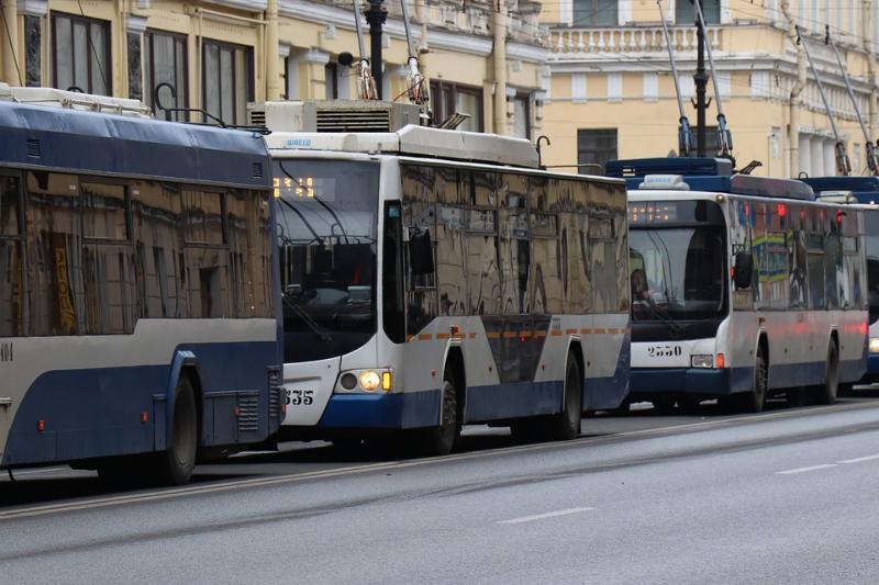 Из-за перекрытия Большой Морской в Севастополе изменится схема движения общественного транспорта