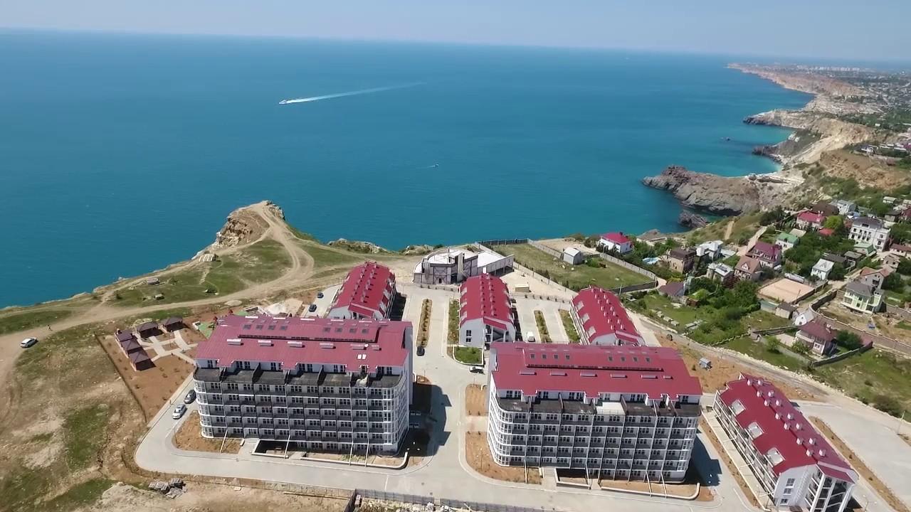 Вся правда о комплексе «Фиолент Village» в Севастополе