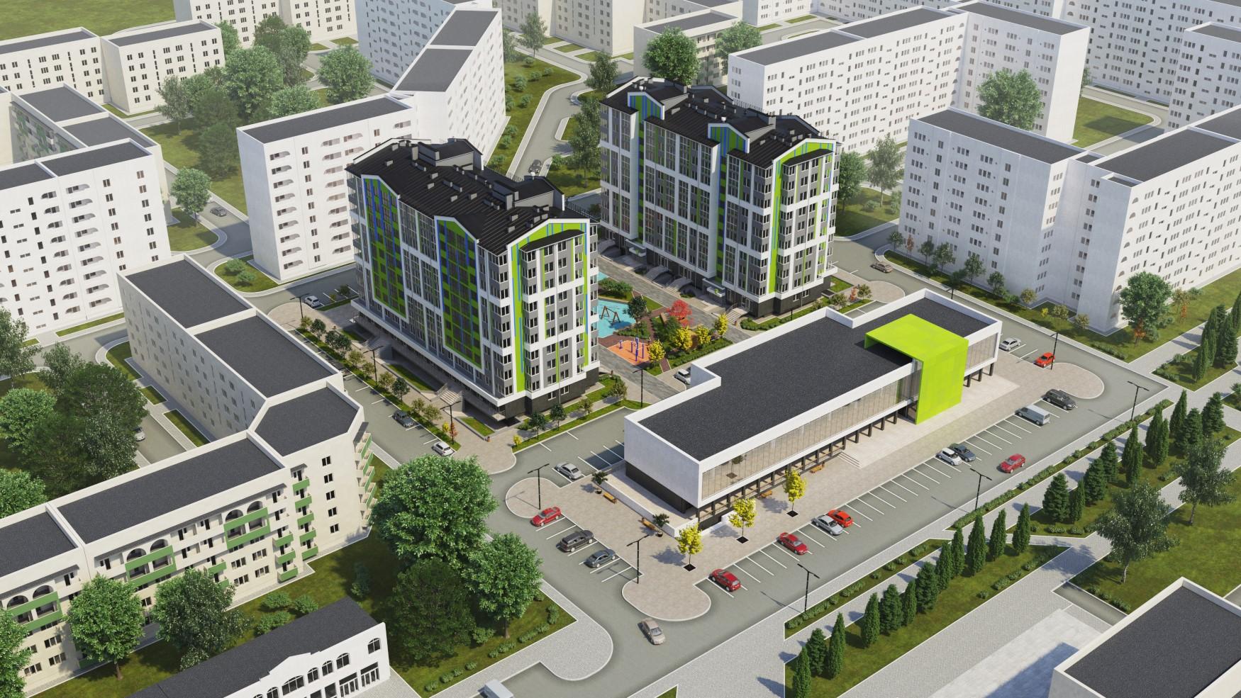 Как в Севастополе автостоянка может стать апартаментами