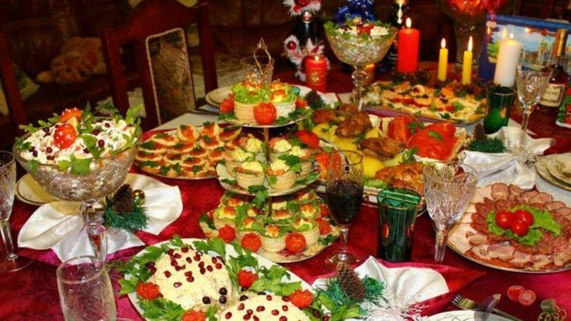 Застолье россиян на Новый год предложили включить в список ЮНЕСКО