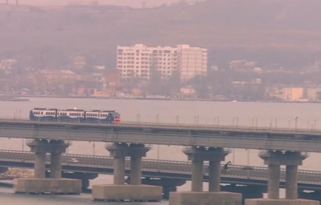Президент РФ открыл железнодорожное сообщение по Крымскому мосту