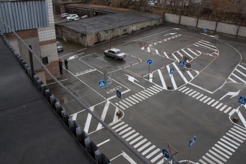 «Площадку» исключат из экзамена на водительские права