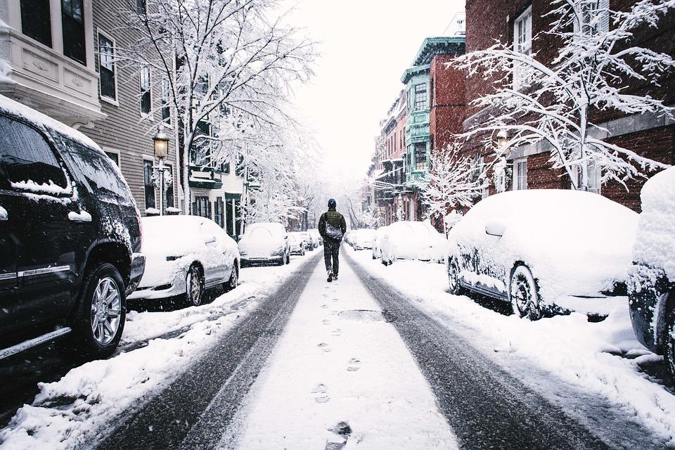 Минус, снег, дождь: на Крым надвигается сильное похолодание