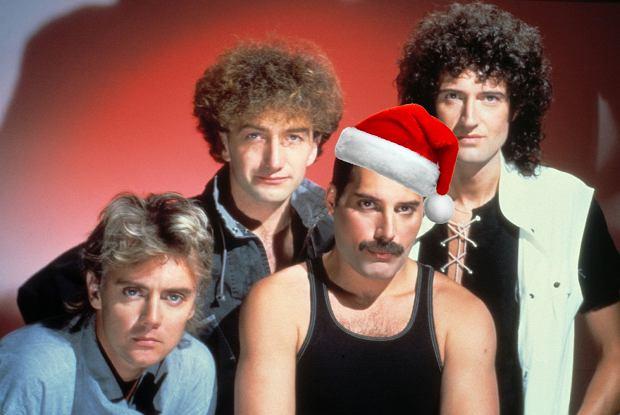 Группа Queen выпустила клип на рождественскую песню 1984 года