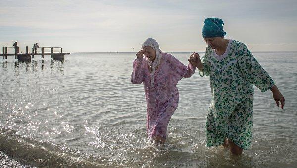 Напоминаем места для крещенских купаний в Севастополе