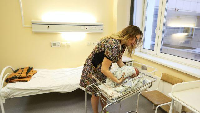 Какие имена получили первые новорожденные в 2020 году в Крыму