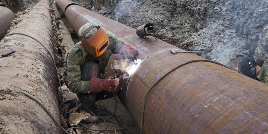 В Севастополе во время ремонта теплотрассы нашли труп