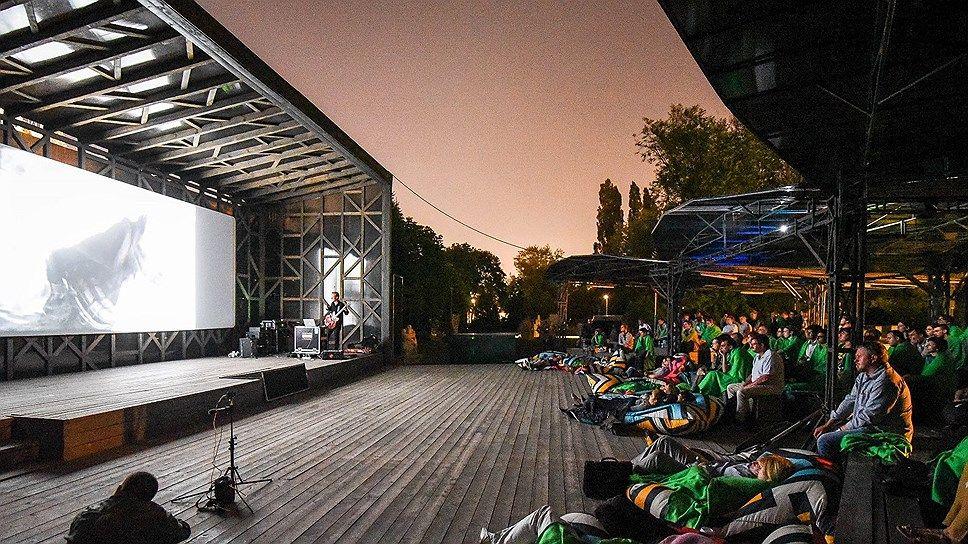 Второй летний кинотеатр откроется в Севастополе