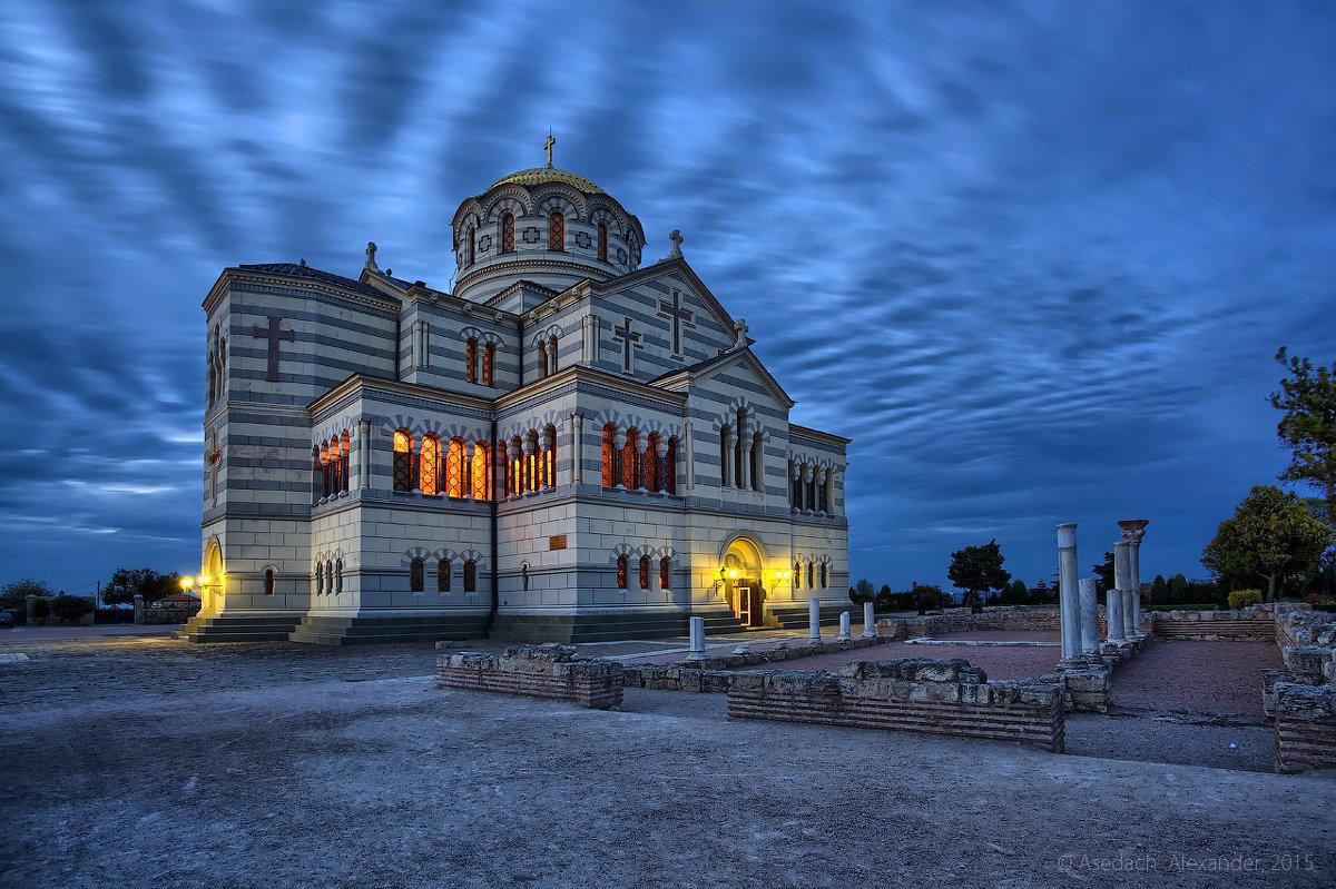 Как Крещение Господне пройдет в Свято-Владимирском соборе в Херсонесе — расписание