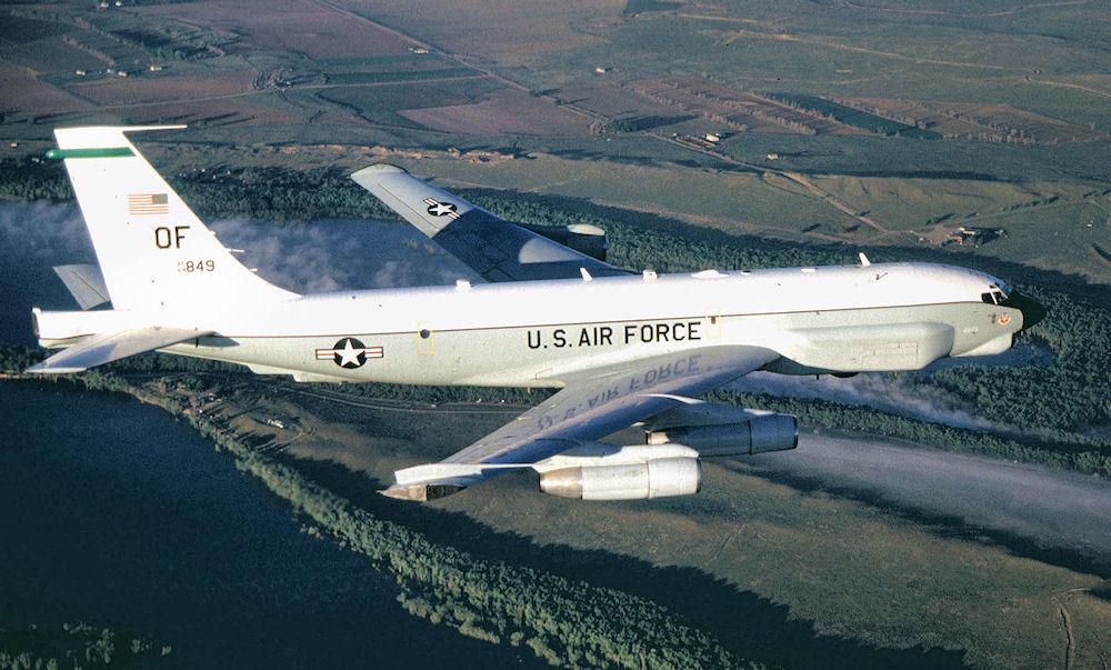 Американский самолёт провел разведку в районе Севастополя