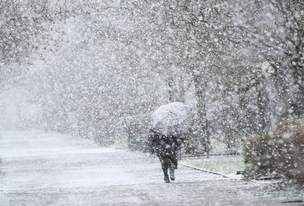 Минус и снегопад: в Крыму значительно ухудшится погода
