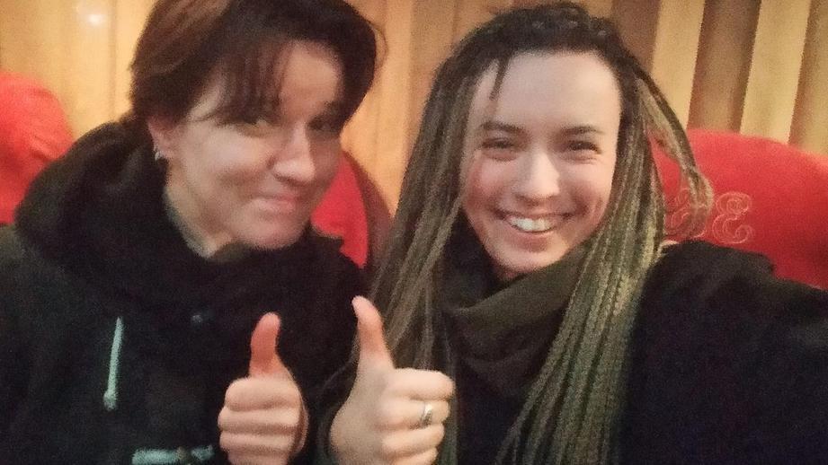 На Украине двух девушек высадили из автобуса за требование выключить российский сериал
