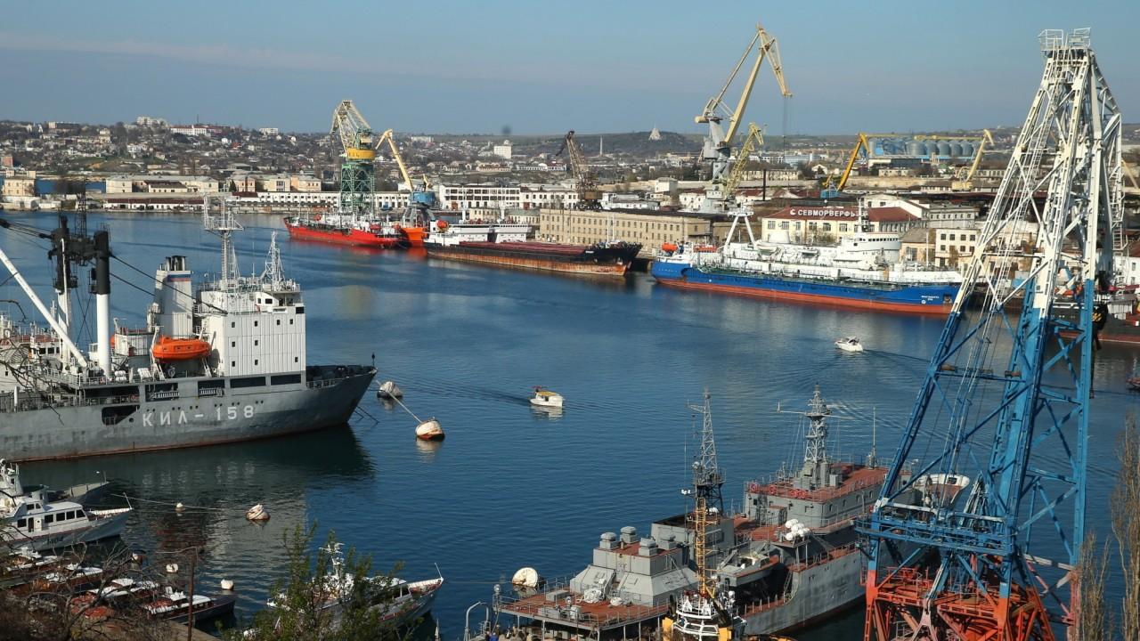 Концепцию развития Севморпорта представят на экономическом форуме в Сочи