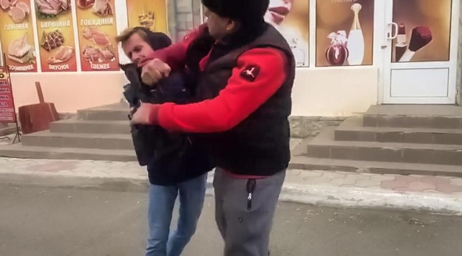 Крымчанин предстанет перед судом за нападение на журналиста