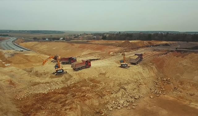 Под Симферополем стартовало строительство нового участка трассы «Таврида»