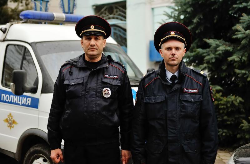 Топ-5 случаев, когда полицейские Крыма спасли людей