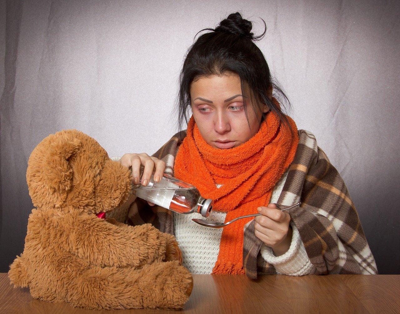 Роспотребнадзор рассказал о смертельных осложнениях, которые вызывает грипп