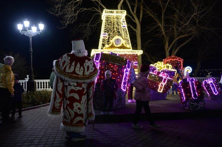 Как и где провести новогодние каникулы в Севастополе