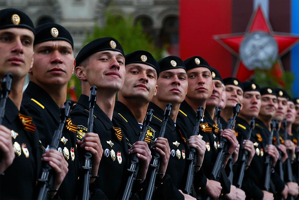 Американский журнал признал российскую морскую пехоту одной из лучших