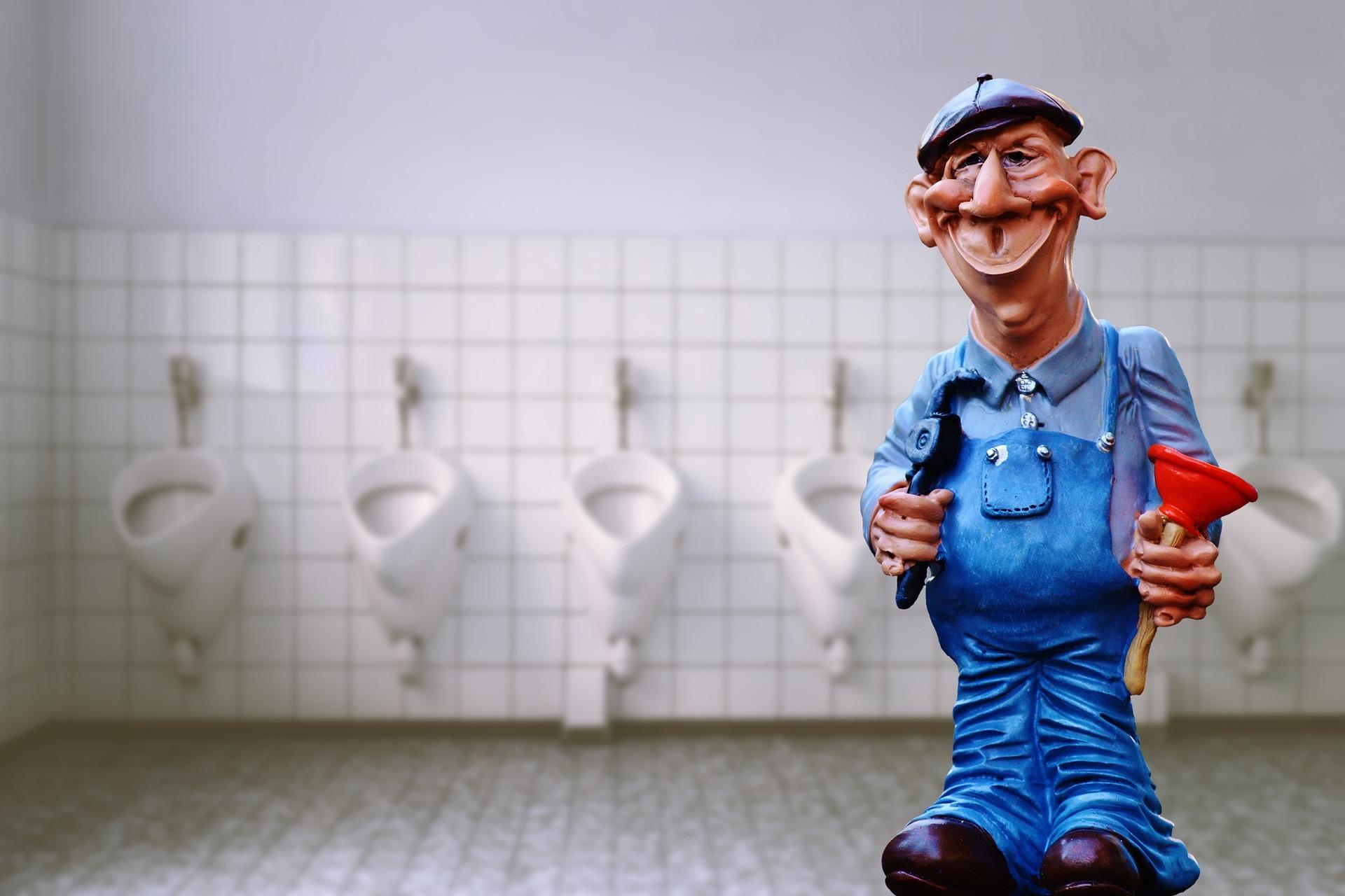 Чалый «примерил» новый туалет