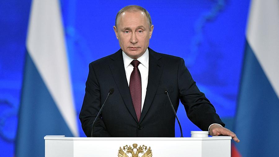 СМИ: сегодня в Севастополе ждут Владимира Путина