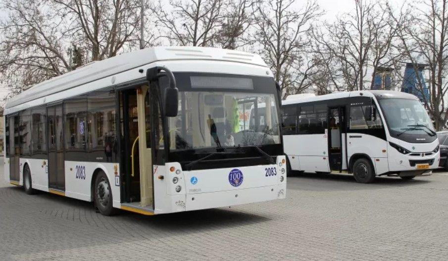 Еще несколько маршруток и троллейбусов в Севастополе изменят схему движения