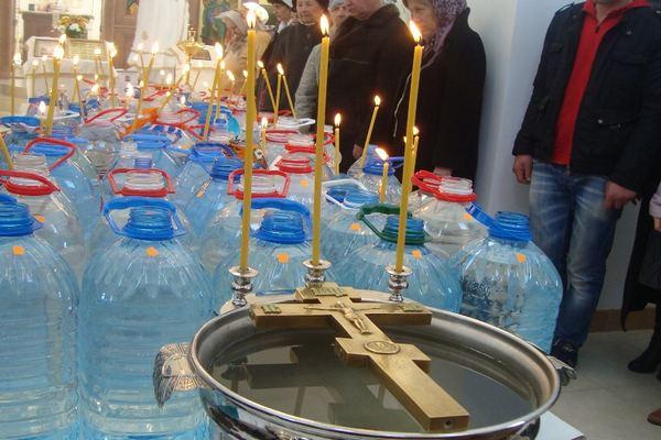 Пять фактов о крещенской воде