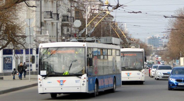 Через неделю в Севастополе изменится схема движения общественного транспорта