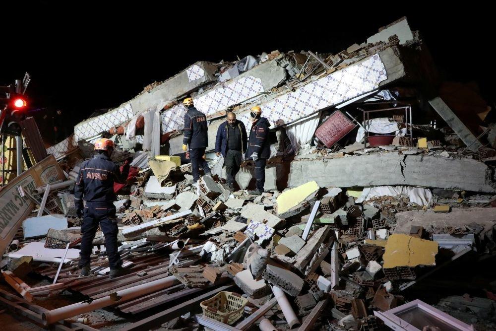 Землетрясение в Турции: погибли 20 человек