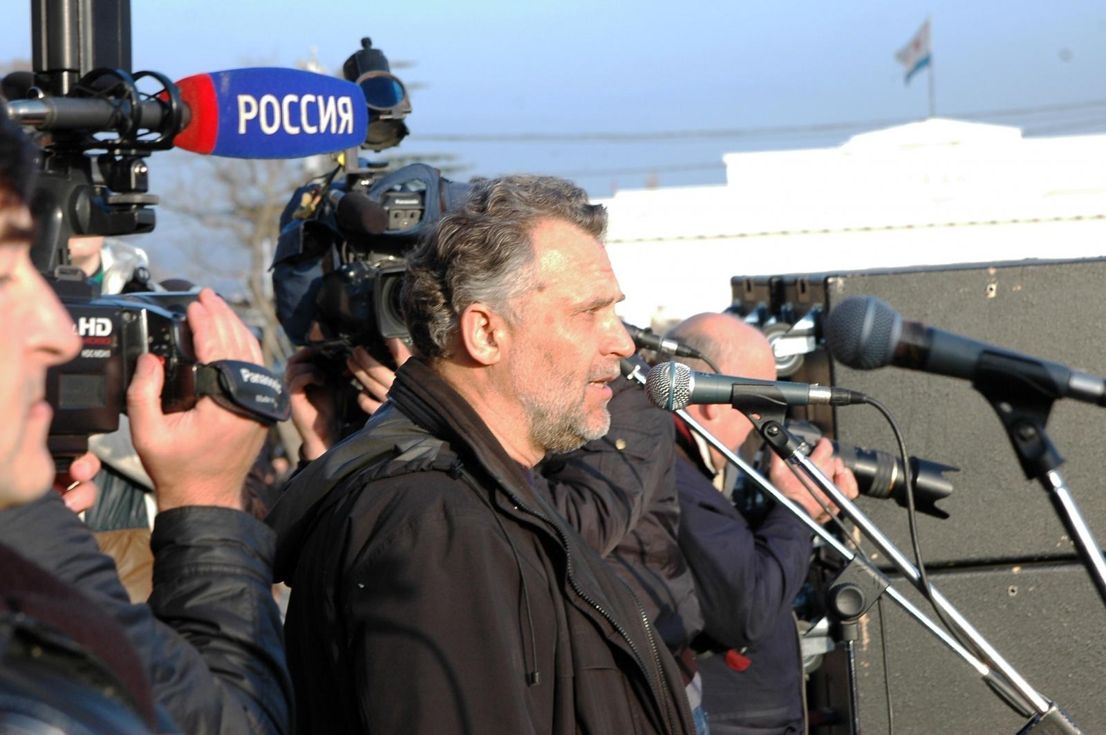 Бандеровский след «героя» Русской весны