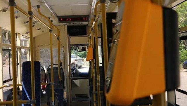 Пьяный севастополец подрался с валидатором в автобусе и получил уголовное дело