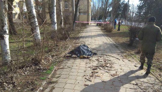 Следком возбудил уголовное дело после смерти мужчины из-за упавшего дерева в Керчи
