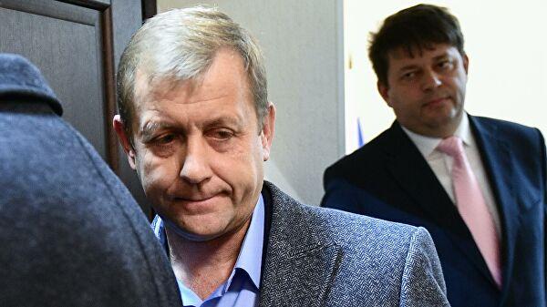 Олег Зубков находится в одной камере с экс-мэром Евпатории